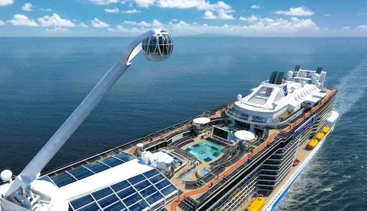 Anthem of the Seas  Cabins  Planet Cruise